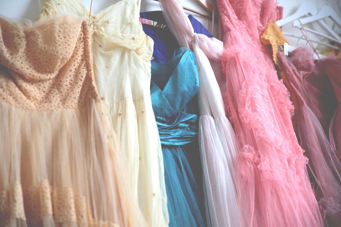 elsas-klänningar
