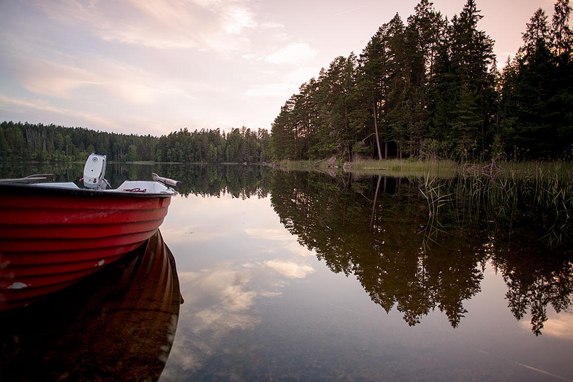 boat-sunset