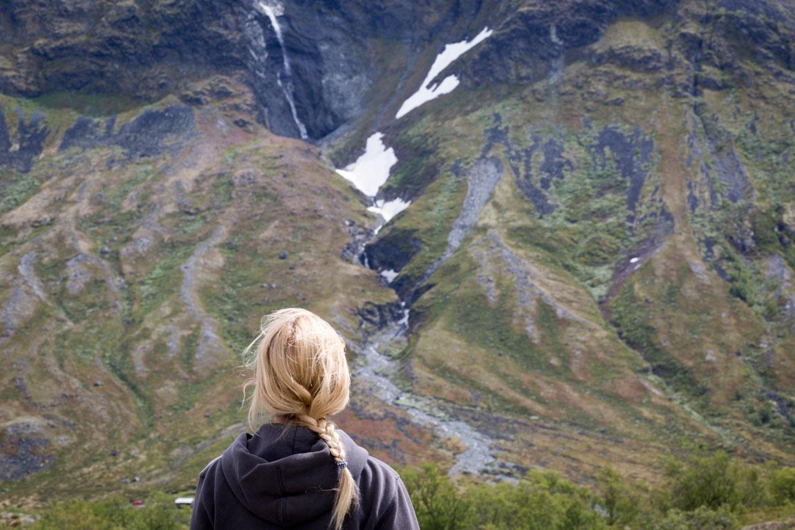 waterfall-jotunheimen