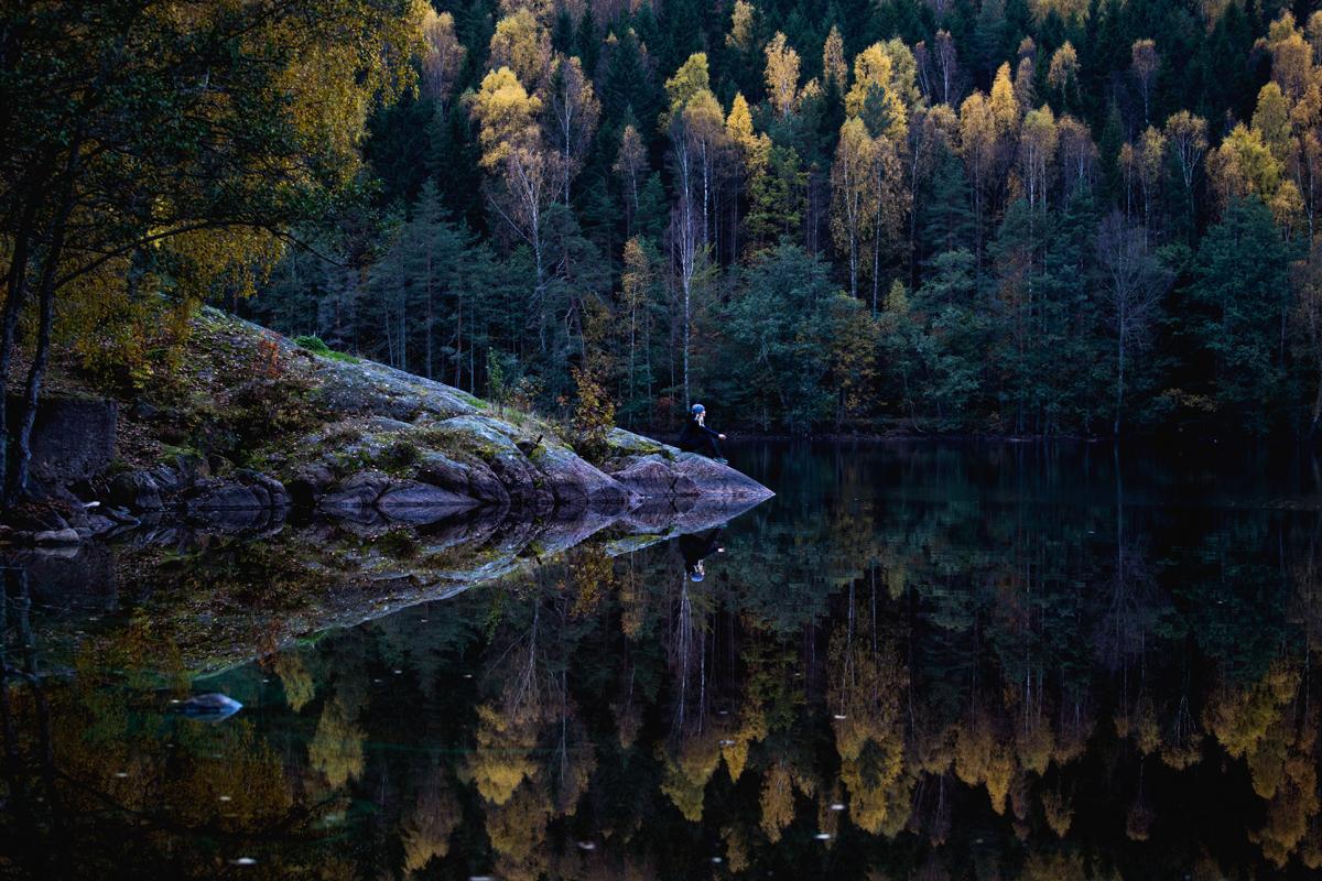 Katta-forest-lake