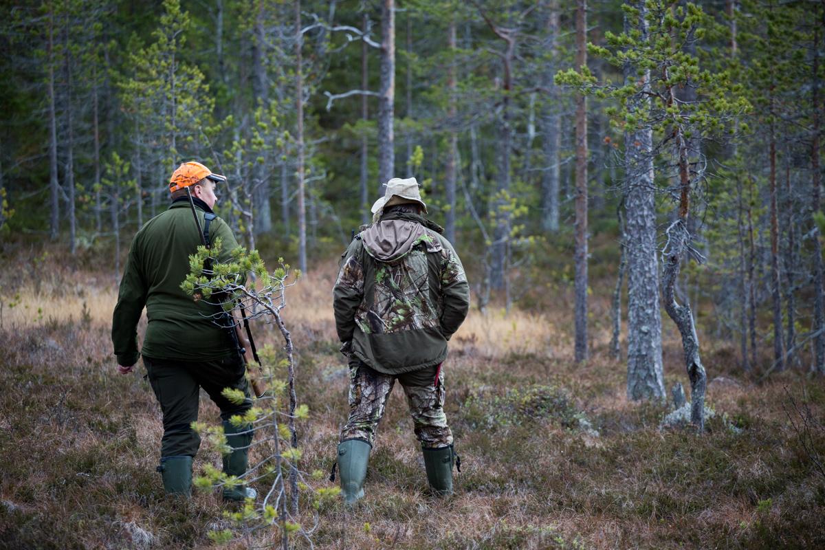 Hunting-Mörkret