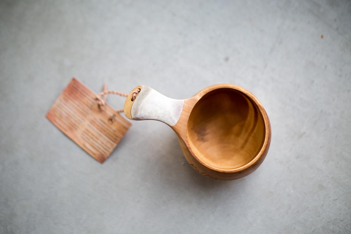 [:sv]Skaftkåsa med renhorn från Reines naturprodukt[:]