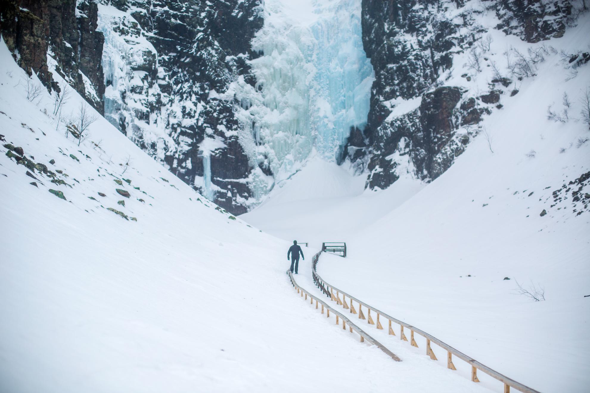 [:sv]Njupeskär på vintern – naturlig iskonst[:]