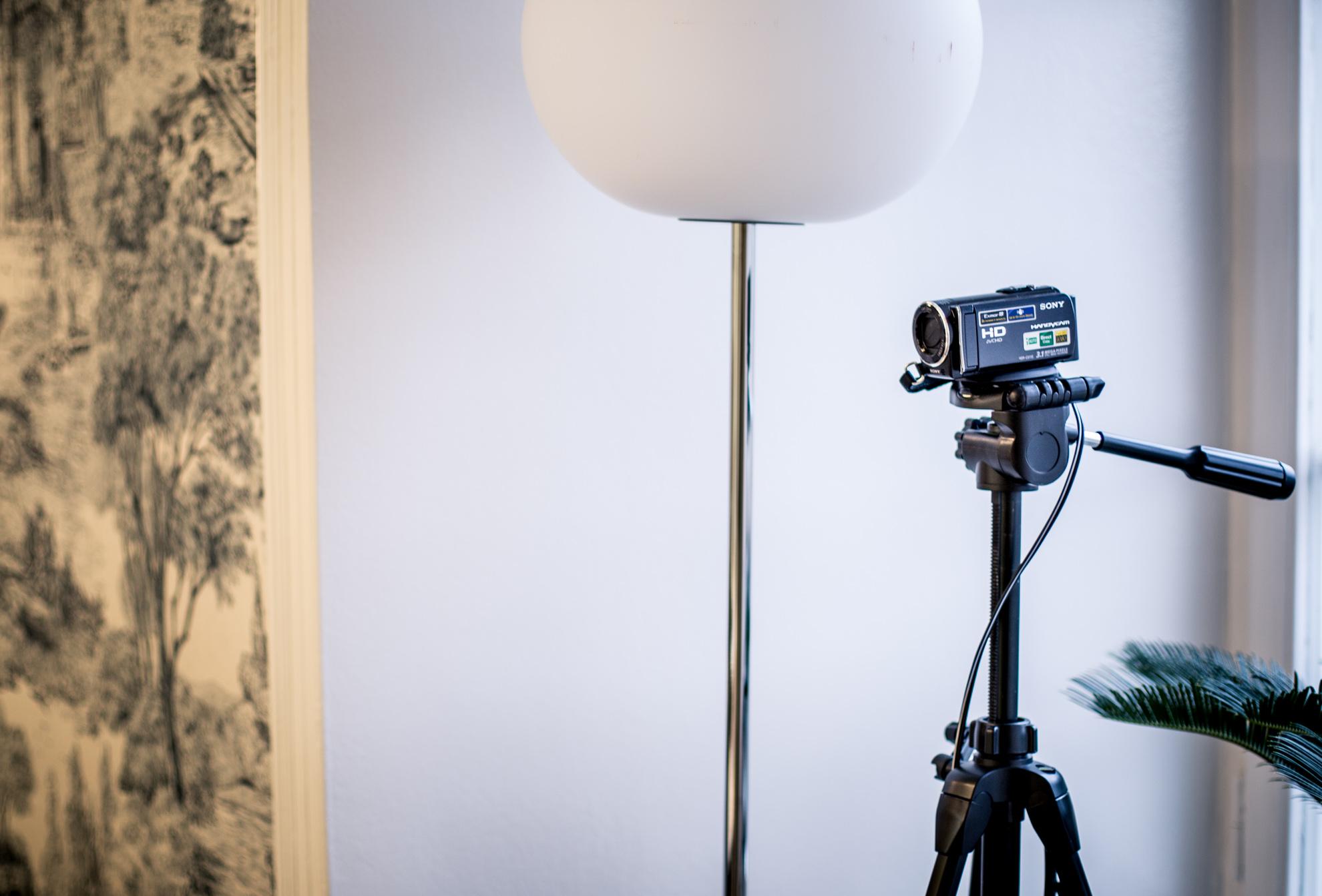 Snacka Snyggt kamera