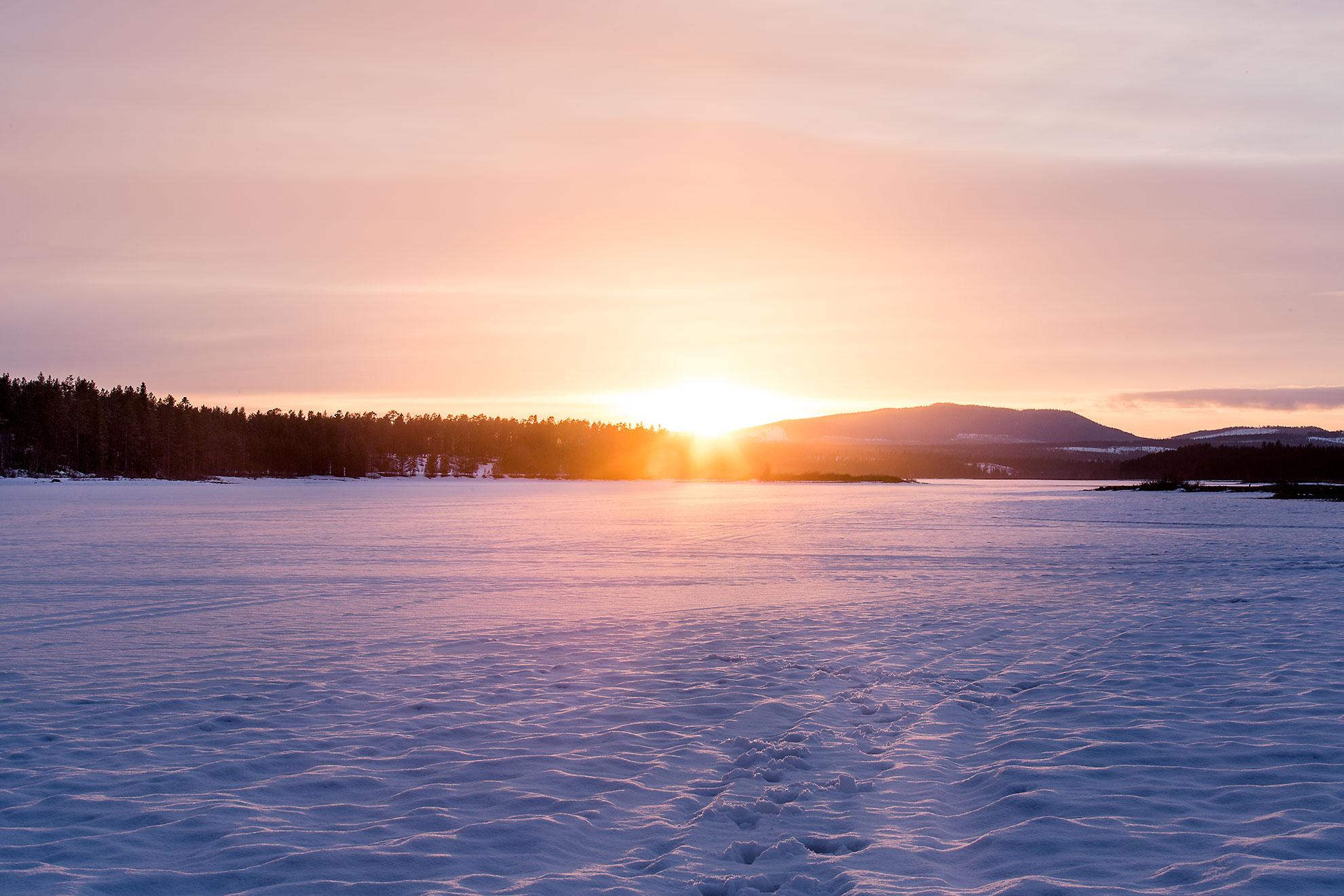 [:sv]Det blev en solnedgång i Nordomsjön[:]