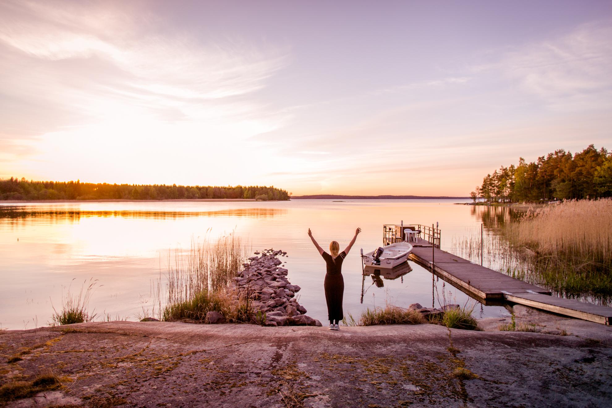 [:sv]Solnedgång vid Glan – så blir du kreativ och älskad av alla[:]