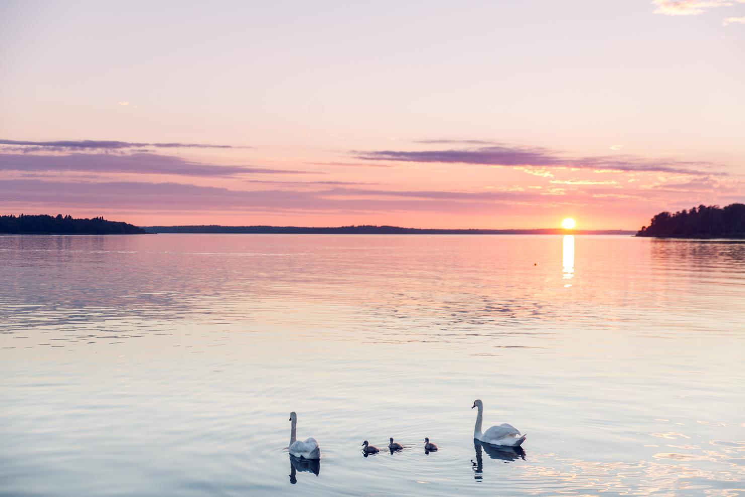 lido-solnedgang