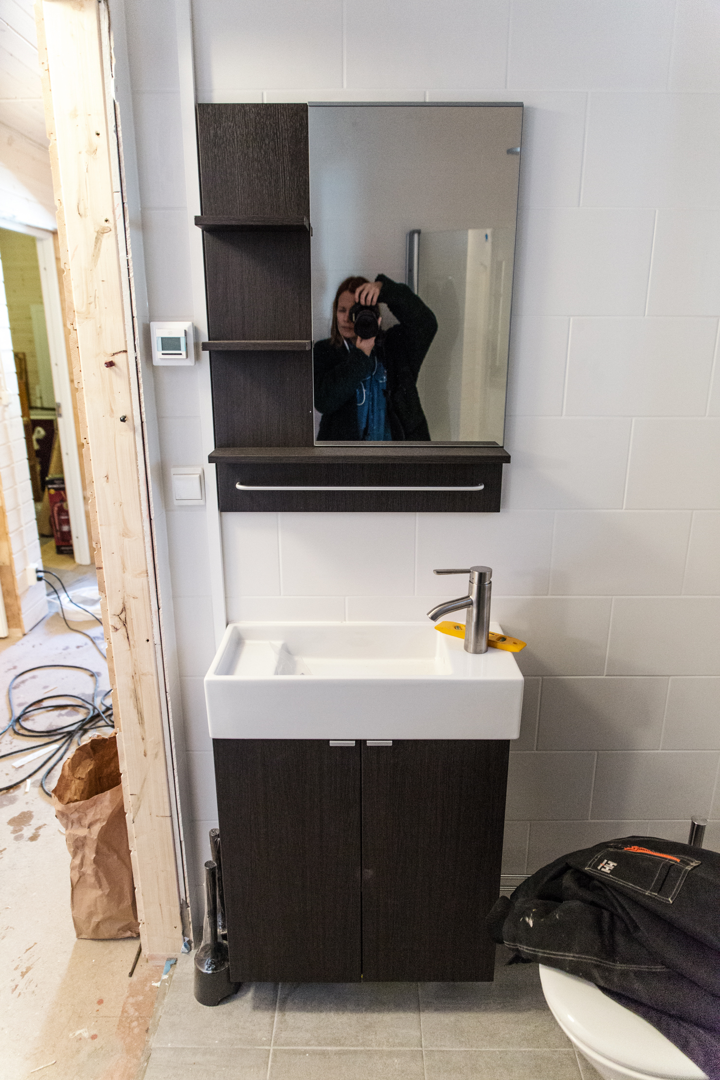 badrumsskåp