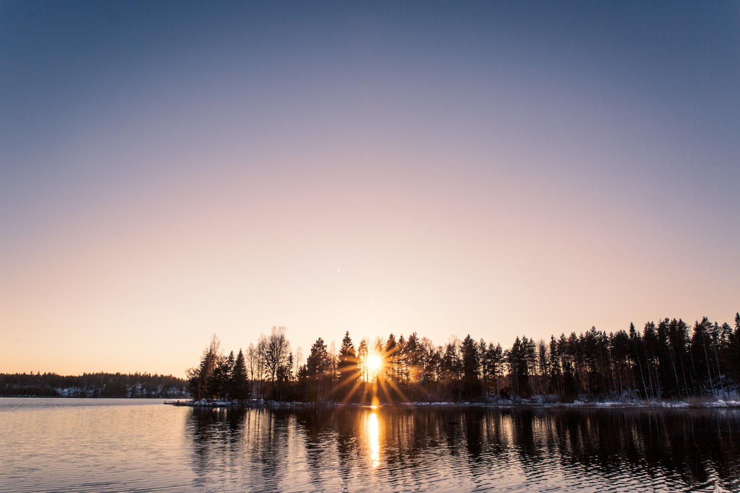 Vinterstängning och pepp för laduvecka