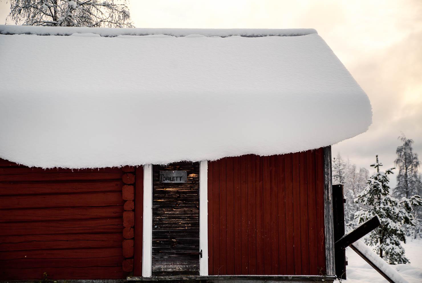 Anteckningar från ett vinter-retreat