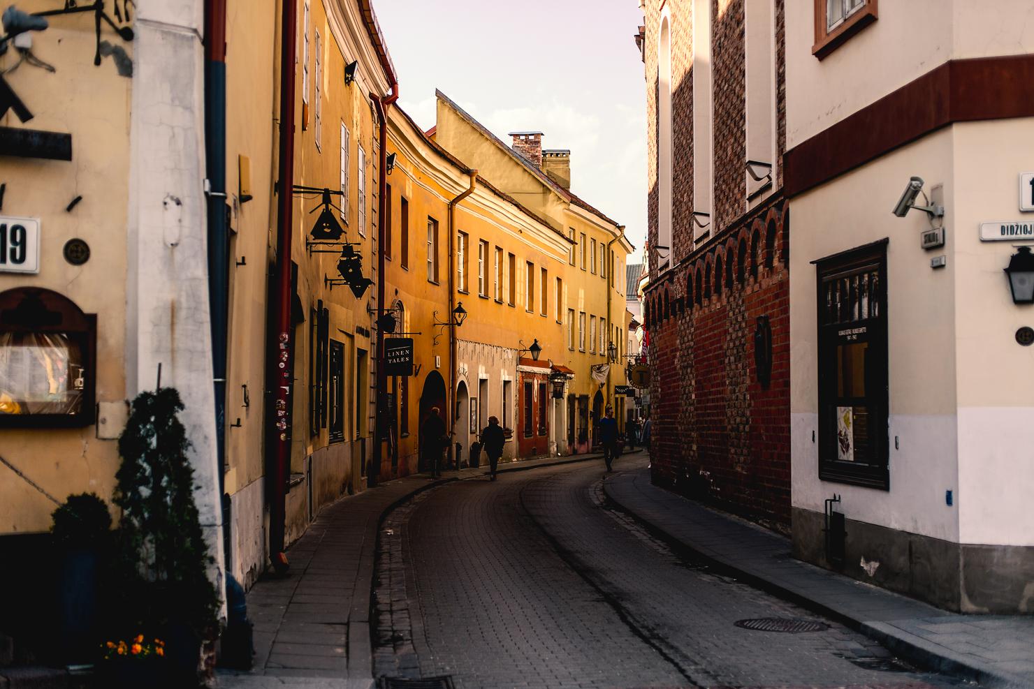 Weekend i Vilnius – när fördomar kommer på skam