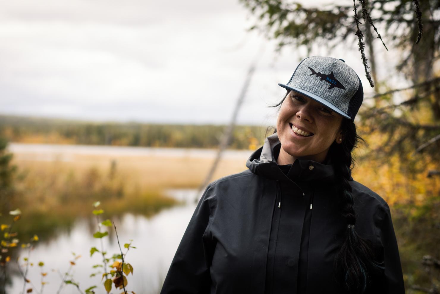 Sara skogspromenad