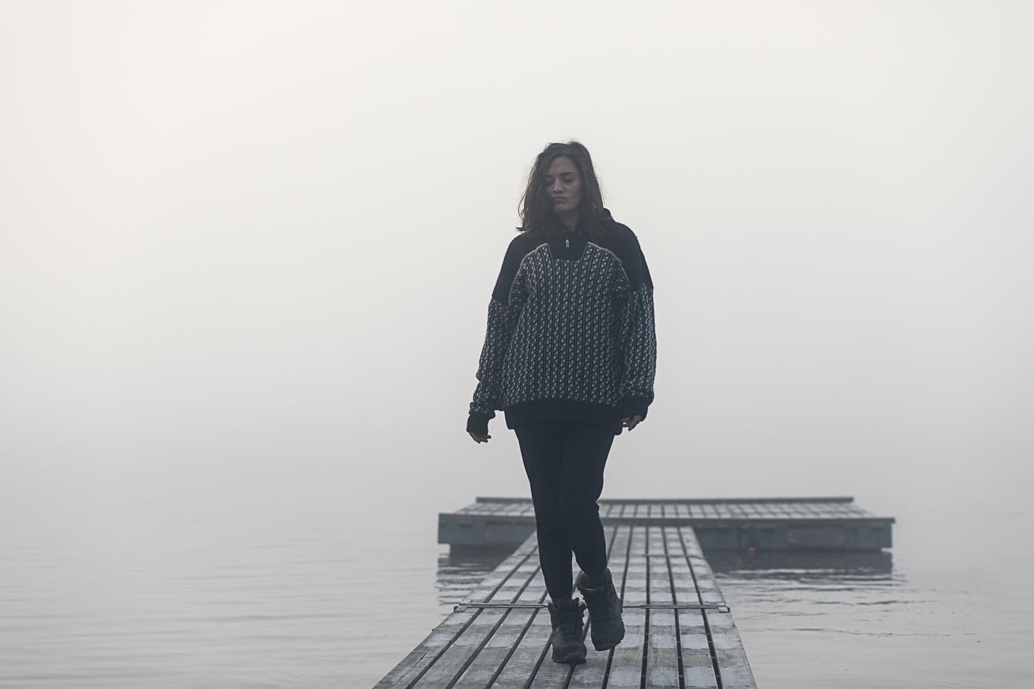 Rania - northboundjourneys i dimma