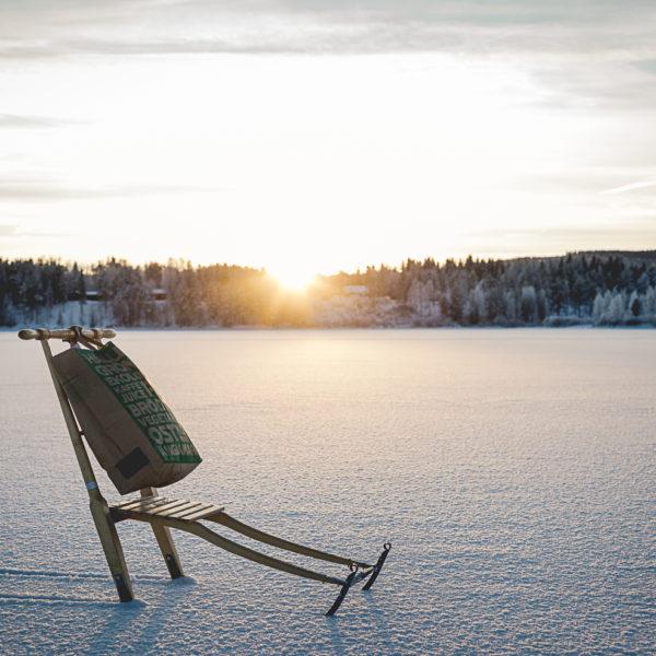 Orsasparken på Särnsjön