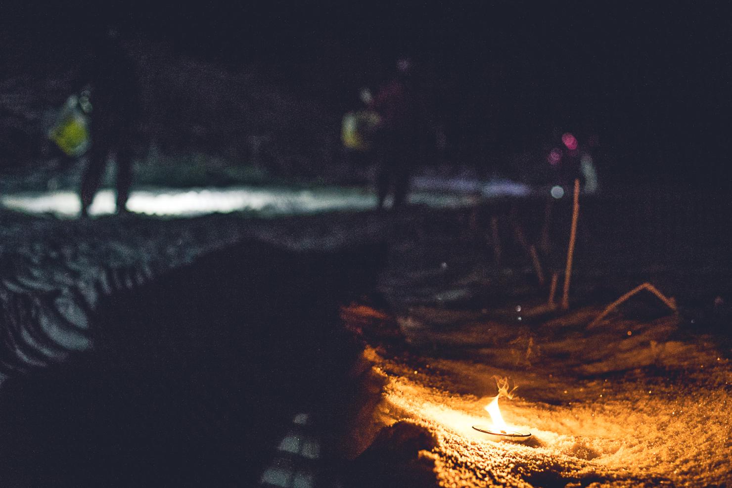 Ljus och mörker på vintersolståndet