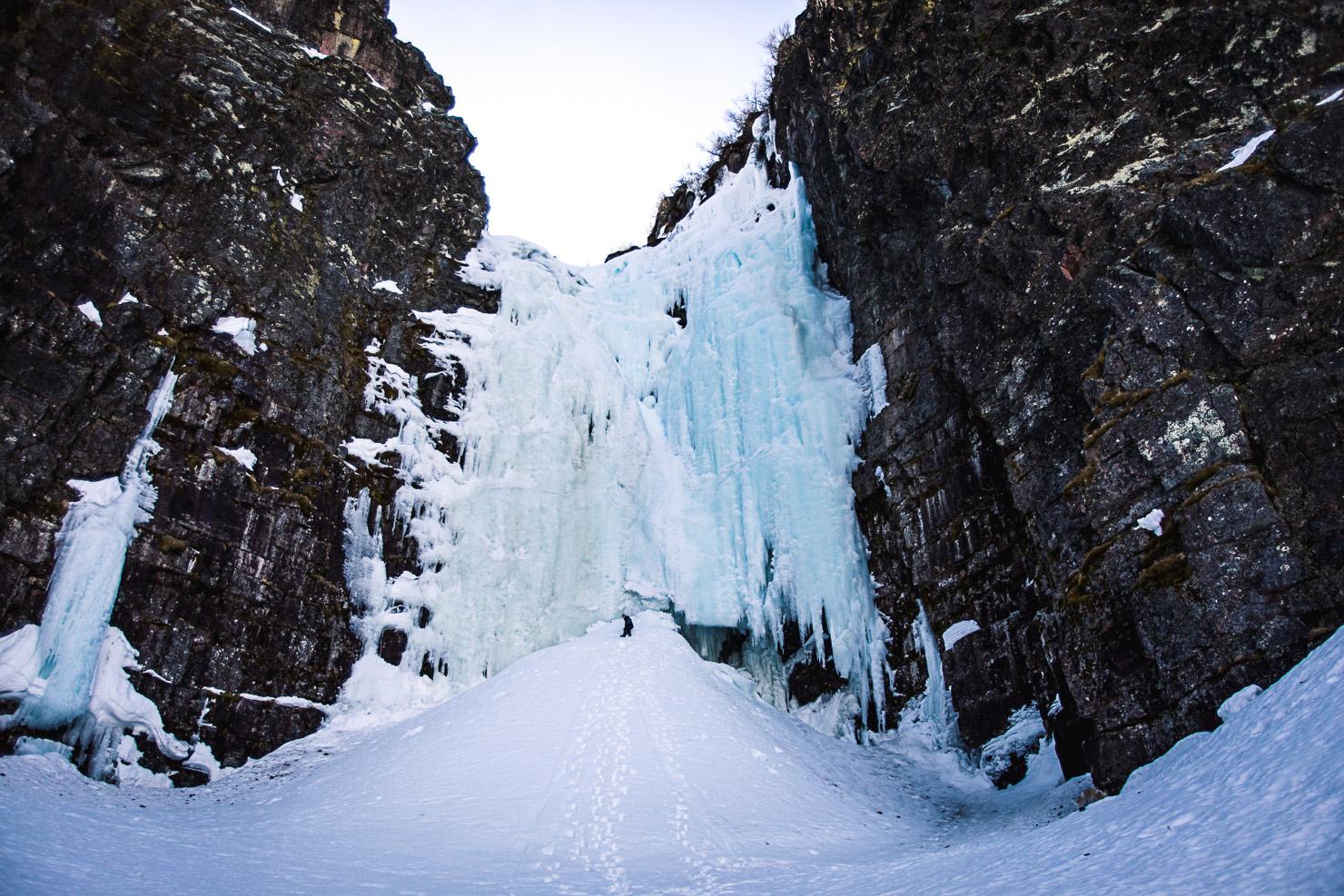 Frozen – Njupeskär i isdräkt