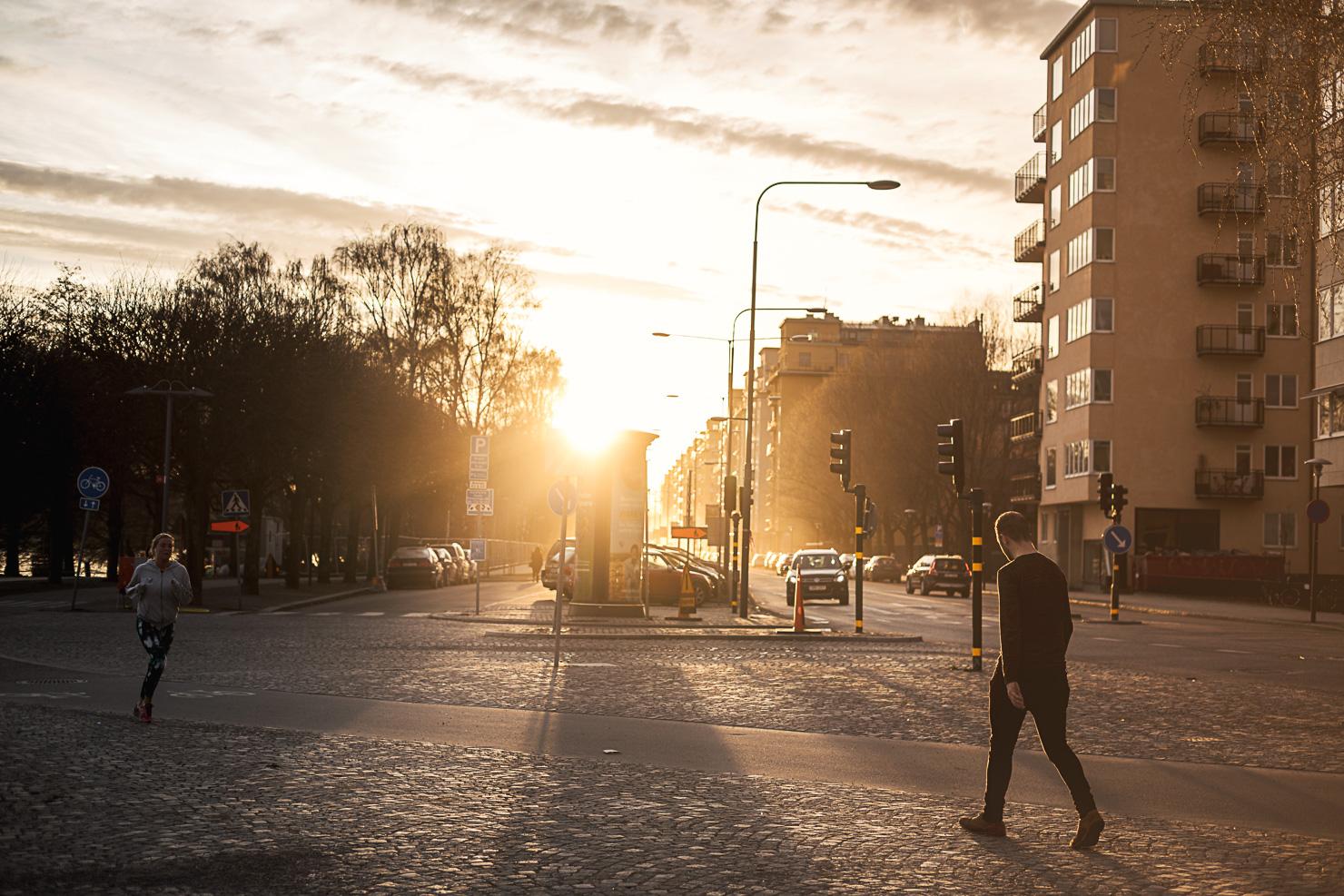 Vårflod och Stockholm i sitt esse