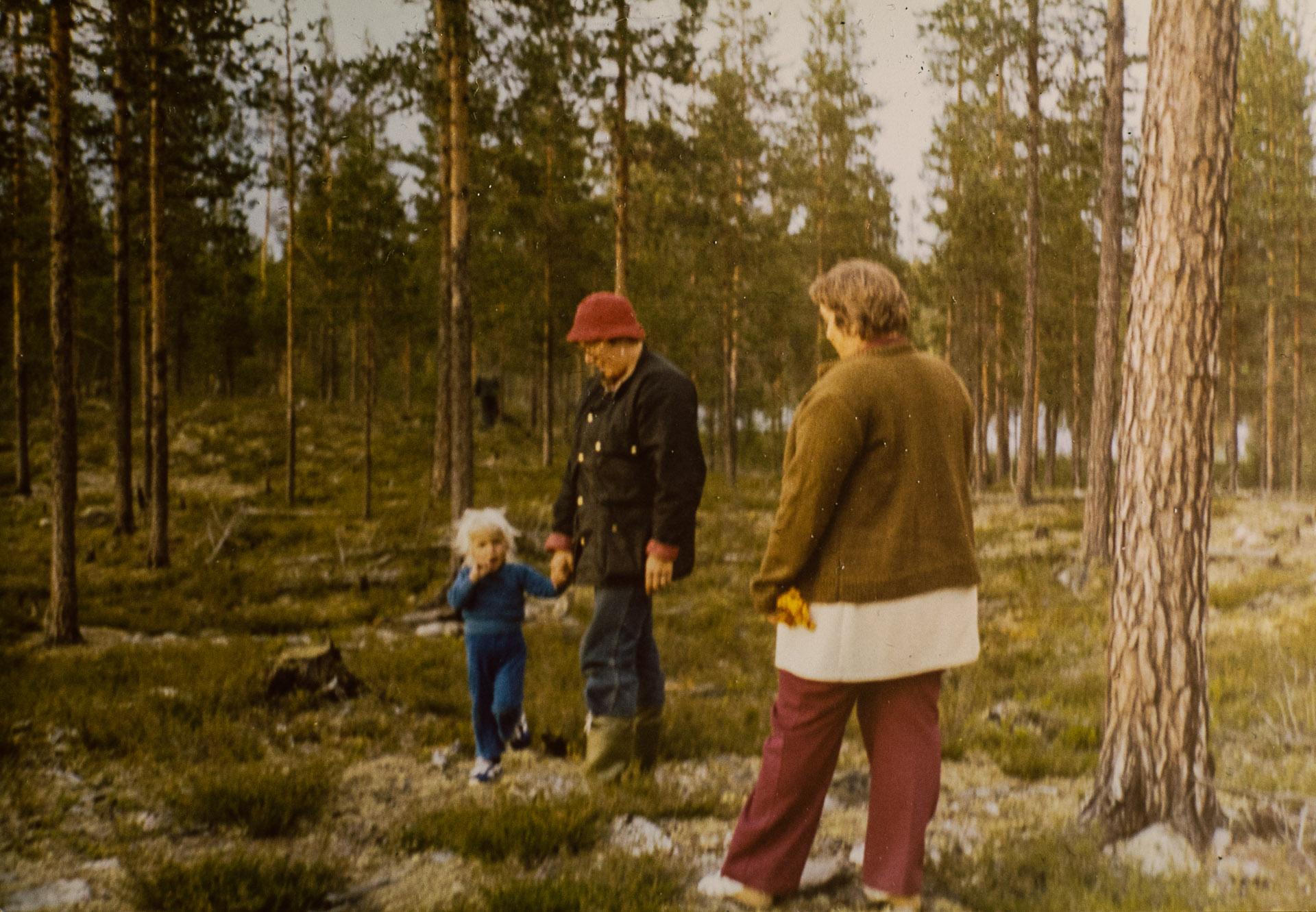 Mormor, Margit och jag
