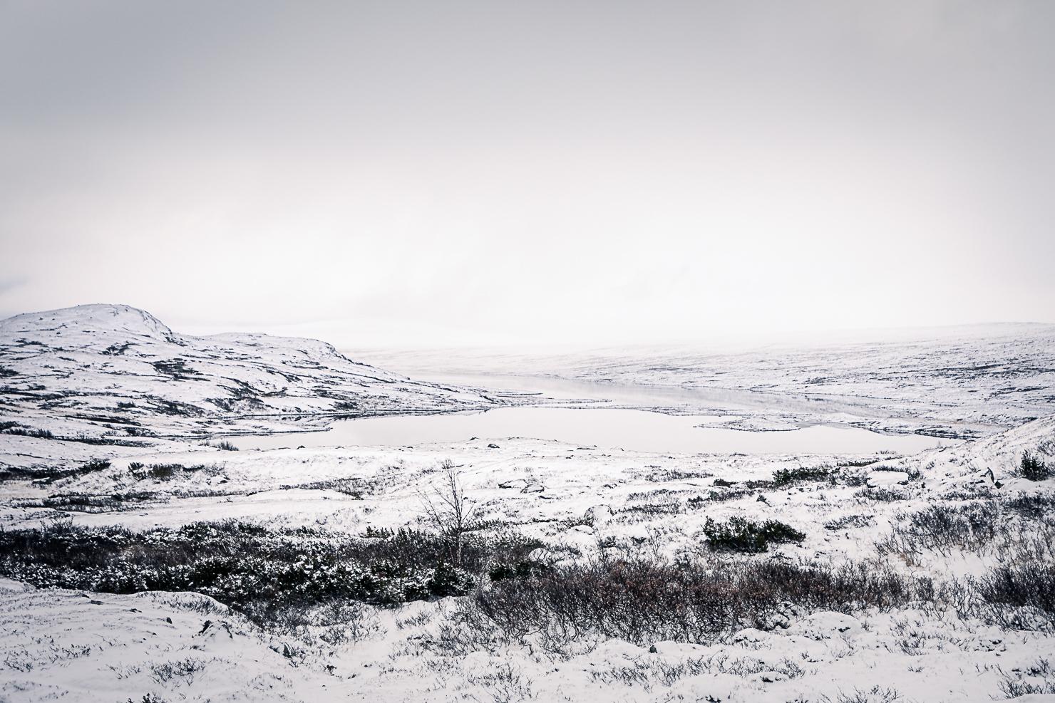 Svansjön, Funäsdalen