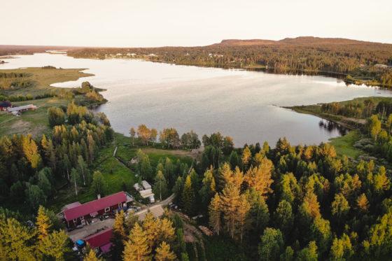 Nordomsjön Särna
